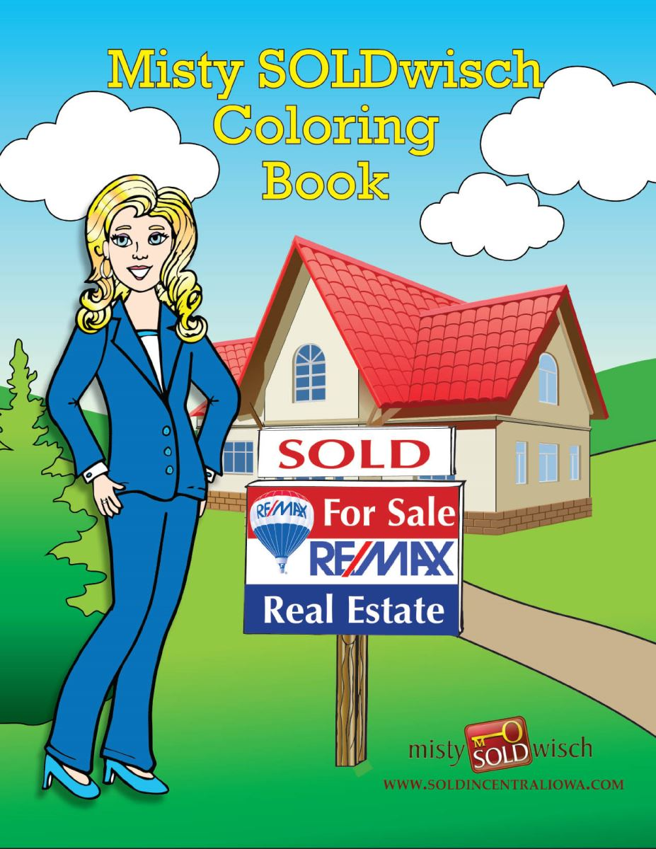 Coloring book real estate - Misty Soldwisch Coloring Book Click Here To Download